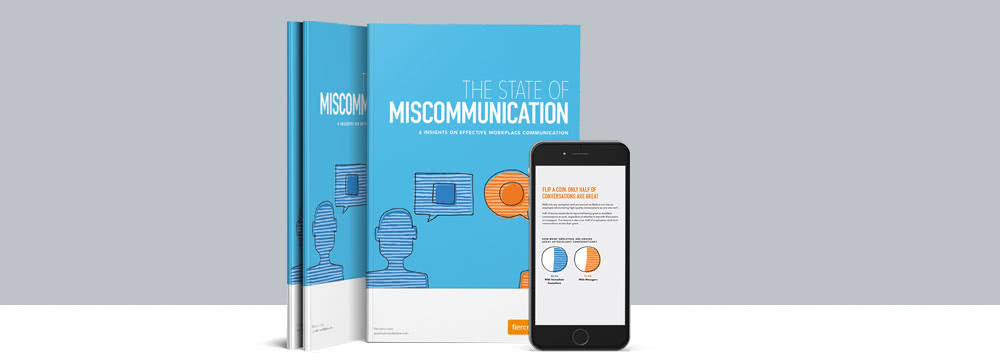 Fierce Conversations eBook State of Miscommunication Quantum Workplace