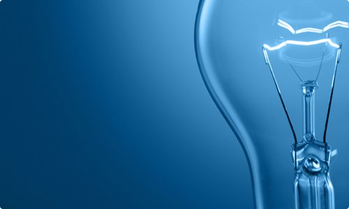 Fierce Ideas (blue lightbulb)