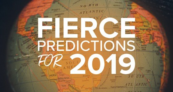 2019 Workplace Predictions: Organizations Eager to Tackle Challenges Brought on by Changing Workforce Landscape