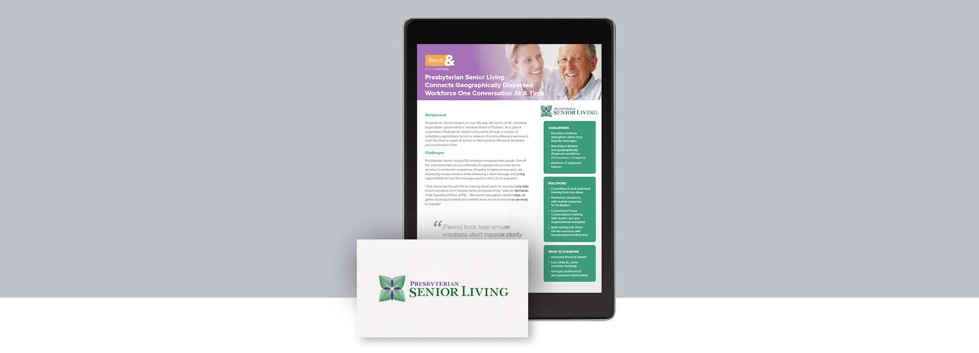 Fierce Conversations Presbyterian Senior Living Case Study