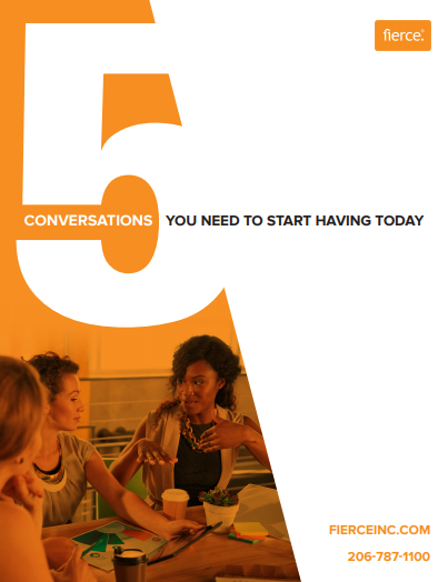 5 Conversations You Need To Start Having Today